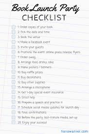 party menu planner template the complete book launch party checklist tiana warner book launch party checklist