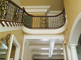 decorating terrific creative stair parts bracket handrail