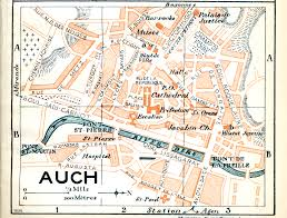 Lourdes France Map by Free Maps Of France