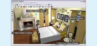 interior home design software great bedroom design program to the whole process efficient