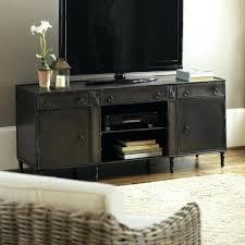 media consoles furniture hidden tv console cabinet acacia media console at main hidden tv