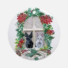 scottish terrier ornament cafepress