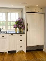 white beadboard kitchen cabinets u2014 beadboard vs wainscoting