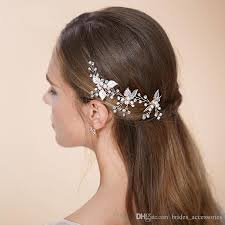 cool hair accessories tiaras bobby pins bridal hair accessories leaf wedding hair