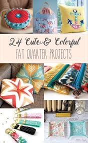 i u0027m always on the hunt for cute projects to make with fat quarters