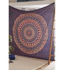 Hippie Home Decor Hippie Home Decor Wall Hanging Queen Tapestry