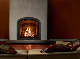 living room fireplace design house decor picture