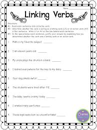 finding helping verbs worksheets englishlinx com board