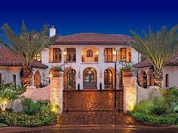 fresh spanish exterior house designs new style home design