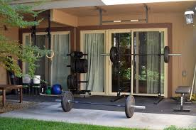 Backyard Gymnastics Equipment Jes U0027 Crossfit Blog My Home Gym