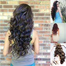 wavy hair extensions 5 hairstyles for with 20 inch hair extensions vpfashion