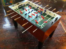 foosball tables for sale near me arcade specialties used dynamo coin op foosball table for sale