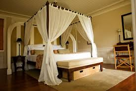 Bed Canopy With Lights Canopy Bed Ideas Canopy Bed Curtains For Amys Office