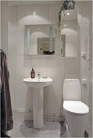 apartment bathroom decorating ideas white ceramic subway tile