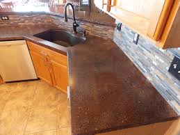 Epoxy Kitchen Countertops by Countertops Surface Innovations Llc Custom Concrete Overlays