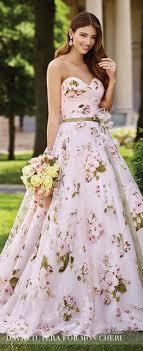blush wedding dress trend 870 best pink blush wedding dresses images on bridal