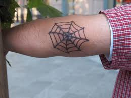 tattoo spider web elbow spider web tattoo elbow meaning tattoo collection