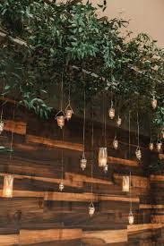 second hand wedding decorations greenery decor with candles earthy wedding decor minimalist