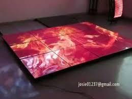 led floor rental digital led floor p10 for rental stage