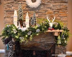 10 christmas mantel ideas sand and sisal