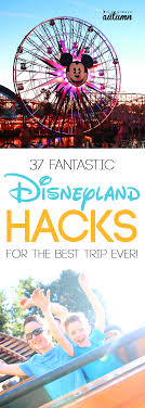 37 disneyland hacks for your best vacation yet disney trips