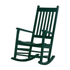 Mainstays Rocking Chair Outdoor Wood Rocking Chair Rocking Chairs