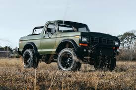 ford bronco jeep fuel octane wheels matte black rims d5092902645 h