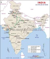gas pipelines in india