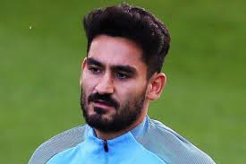 gundogan hair manchester city star ilkay gundogan injured in first start since