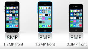iphone 5s megapixels iphone 5s vs iphone 5c vs iphone 4s
