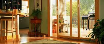 Wood Patio Door 200 Series Narroline Gliding Patio Door