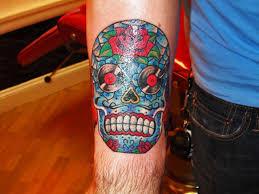 gnarly skull tattoos that will you gawk