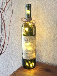 wine bottle light the importance of gratitude quotes