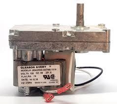 harman 4 rpm cw feed motor earth sense energy systems