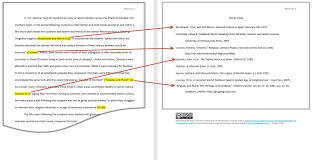 how to write a paper with citations mla 8th edition citations libguides at phoenix college sample mla paper with works cited list