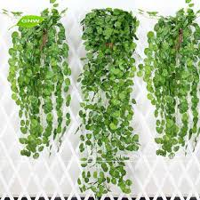 Indoor Vine Plant Gnw Flv20 Landscape Vine Plant Indoor Artificial Ornamental Plants