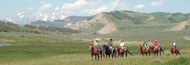 wyoming dude ranches wyoming the dude ranchers u0027 association