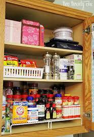 Arrange Kitchen Cabinets Organizing The Spices Two Twenty One