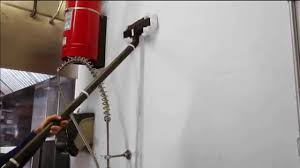 Clean Wall by How To Clean Walls With A Steam Cleaner Youtube