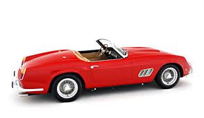ferrari california 1961 ferrari 250 gt california spyder swb 1960 scale model cars