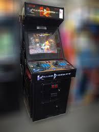 killer instinct arcade cabinet killer instinct arcade game for sale vintage arcade