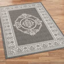 Outdoor Throw Rugs by Antique Medallion Indoor Outdoor Area Rugs