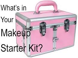 create your makeup starter kit with hypoallergenic mascara