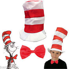 Cat In The Hat Costume Cat In The Hat Clothes Shoes U0026 Accessories Ebay