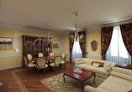 interior decorating luxury modern classic living room interior