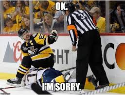 Sidney Crosby Memes - sidney crybaby crosby beats the snot out of pk subban and only