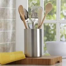 kitchen utensil canister utensil holders kitchen stuff plus