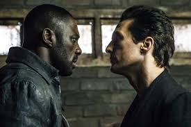 the dark tower is a movie that u0027s embarrassed of itself ew review