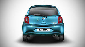 nissan india 2017 nissan micra launched in india with additional features