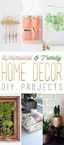 whimsical and trending home decor diy projects the cottage